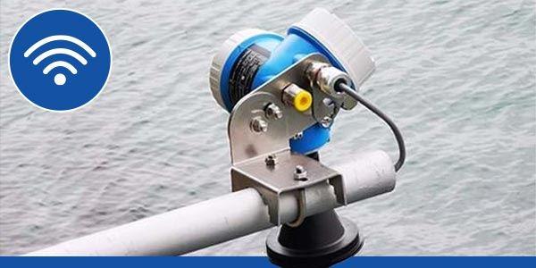 Radar Sensor Water Level Monitoring