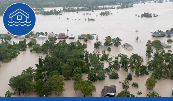 Water Level Monitoring Flood