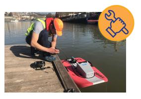 Water Monitoring Autonomous Vehicles